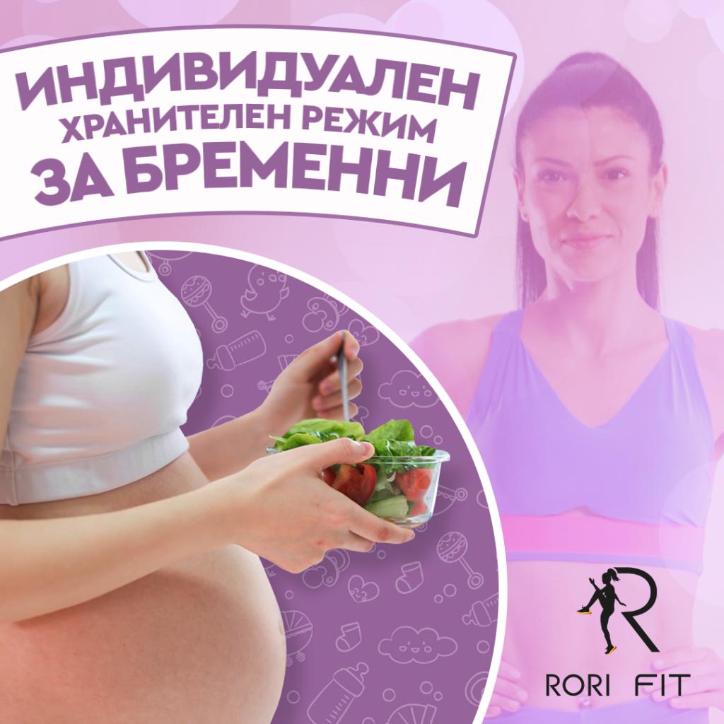 Хранителен режим за бременни rorifit.com